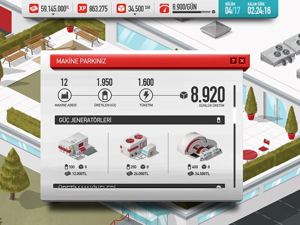 Social SME // Online Realtime Strategy Game by Ufuk Cetincan, via Behance