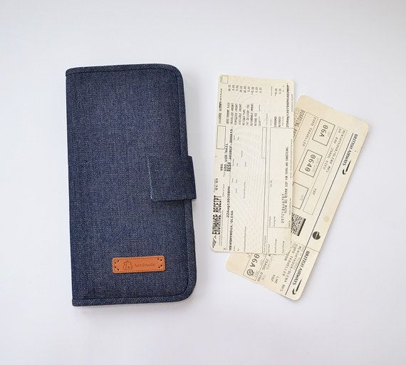 96 best travel wallets organizers by anilachan images on denim travel holder jeans passport wallet travel document organizer passport holder travel gumiabroncs Image collections