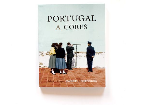 Portugal a Cores - book