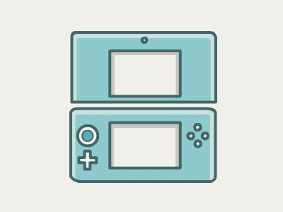 Game Console by Liam Wolf http://www.neopeaks.com