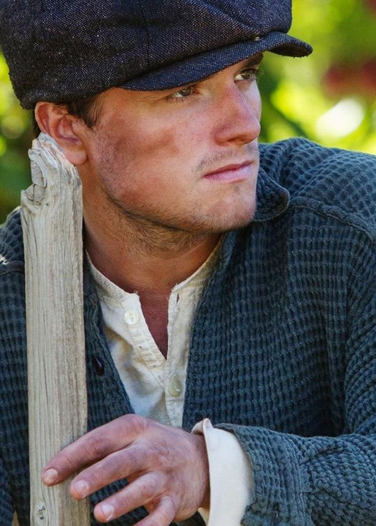 Josh Hutcherson as Vinnie in In Dubious Battle