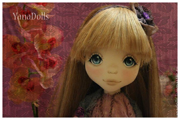 yanadolls | Коллекционные куклы ручной работы ...