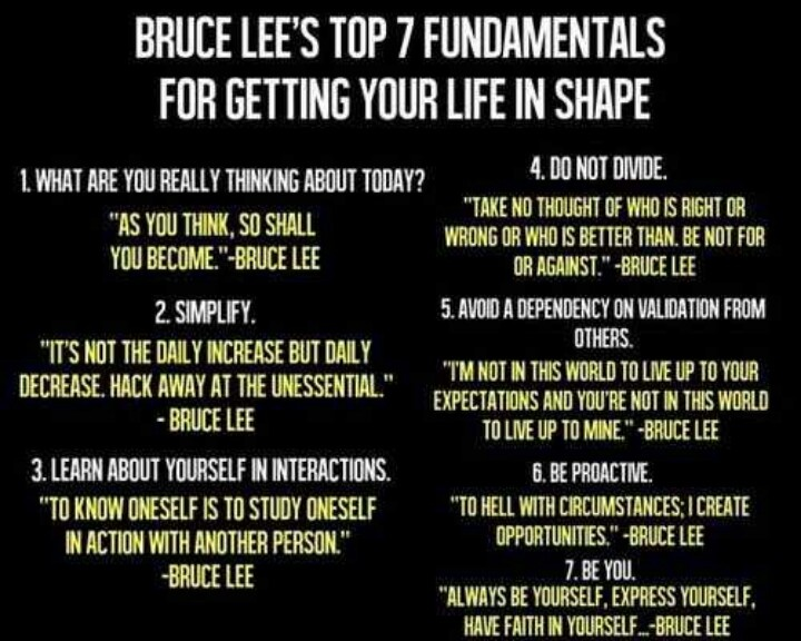 pin bruce lee quotes - photo #12