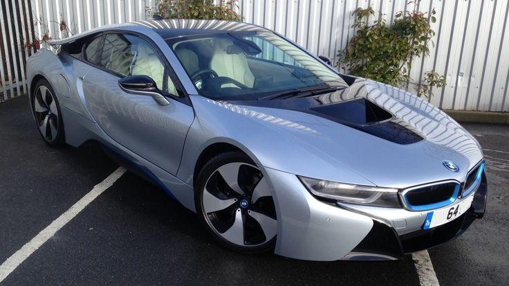 BMWi Hybrid Silver