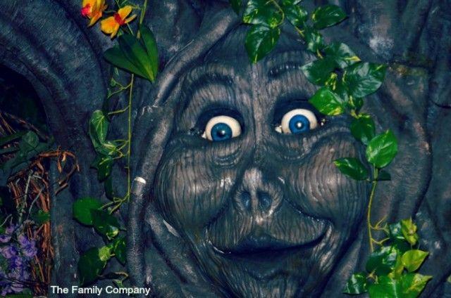 Londra negozio Rainforest tronco | London with kids ...
