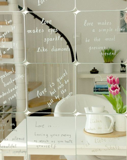 42 Best Mirror Messages Images On Pinterest Message