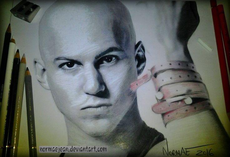 Normaearts portray Tim Oliver Schultz alias Leo by NormaeJean.deviantart.com on @DeviantArt