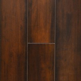 allen roth 4-7/8-in W x 47-1/2-in L Cafe Laminate Flooring $2.03/sq ...