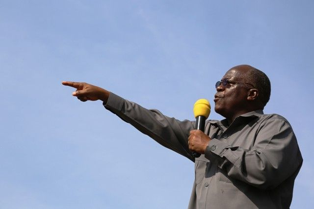 Tanzania's president John Magufuli has faulted the privatization policy adopted by Tanzania, saying it had failed the nation completel...