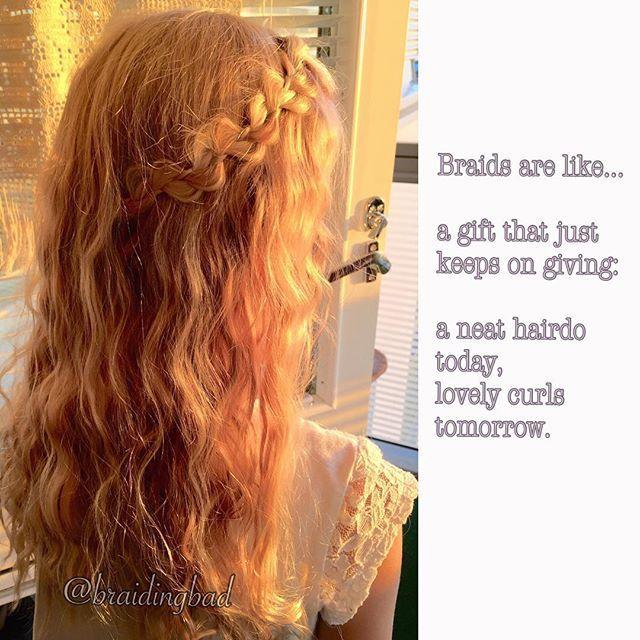 I love braiding and braids so here is another entry for #braidingislike contest held by @riileh @elisabetsisters and @winterhair ❤️ #braid #braids #braiding #braidinghair #braidideas #instabraids #letti #letit #lettikampaus #letitys #hairdo #hairdos #hairstyles #flette #plaitedhair #suomiletit #braidsforgirls #featuremeisijatytot #featuremejehat #hotbraidsmara #braidsforlittlegirls #rickrackbraid #cghrickrackbraid #botbcurls