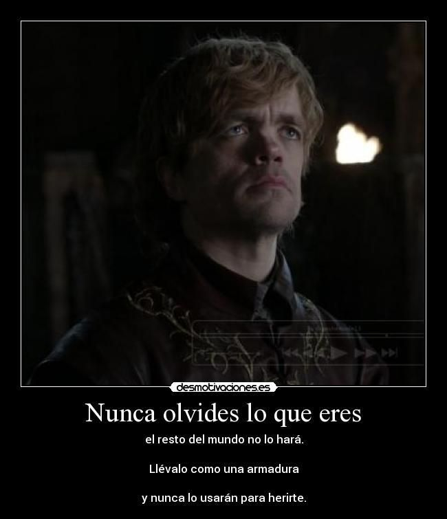 13 frases épicas de Game Of Thrones - Taringa!