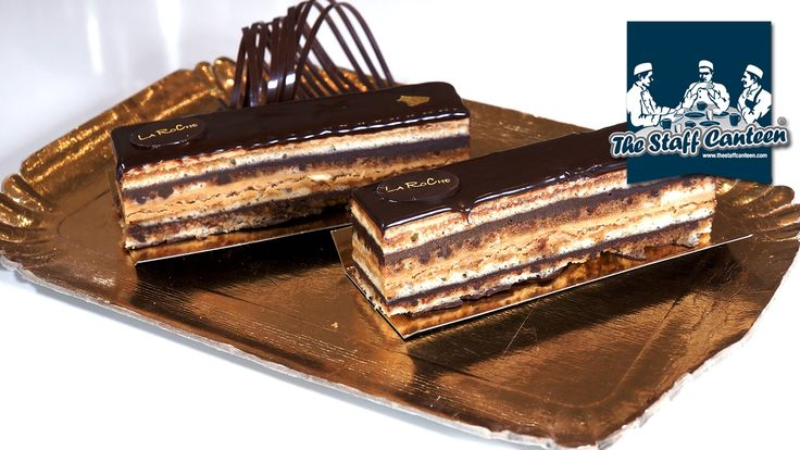 Harpal Pollard creates Opera with Callebaut chocolate
