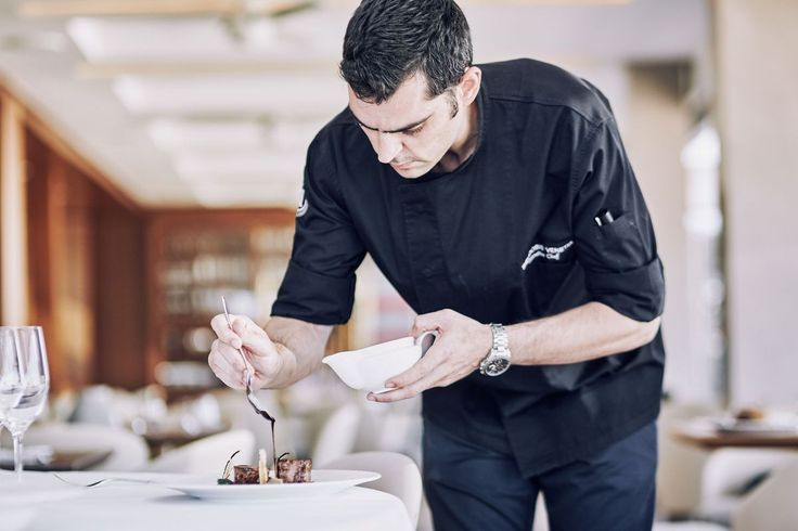 Interview: Theodosis Venetis, Executive Chef at Electra Metropolis in Athens