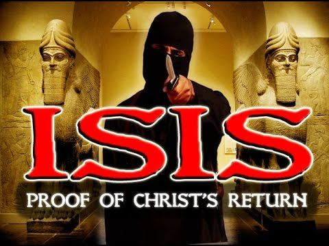 ISIS Destroys Antiquities - Fulfilling End-Time Bible Prophecy !!! - YouTube