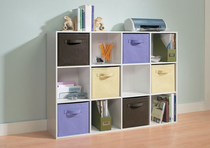 ClosetMaid Cubeicals 12 Cube Organizer Home Storage #ClosetMaid