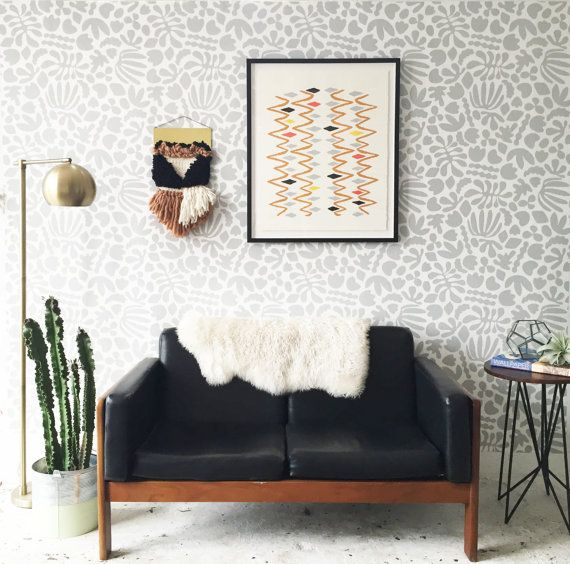 removable wallpaper muse variation in grey assorted quantities perfect for renters