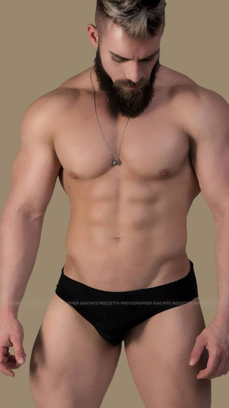 Pin en Men's Underwear