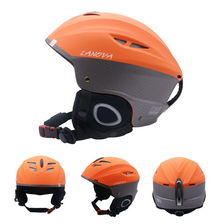 Material: EPS+ABS Weight:545g Air Vent: 8,Adjustable Vent Size : M 55-57cm / L 58-61cm Color: Orange, Green,Red, Black,Blue For People:Unisex Certification:EN-1077 Feature: 1.Patent EPS foam, high density ease the impact. 2. The PVC shell,light weight,hard, puncture proof. 3. 8 air vents humanized design, breathable, dry and delicate. 4. The color is much,meet your needs. 5. Accord with human body engineering design