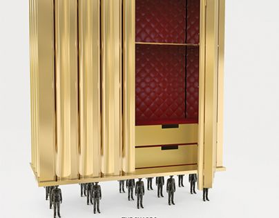 """Check out new work on my @Behance portfolio: """"The Guards - Cabinet"""" http://be.net/gallery/49548787/The-Guards-Cabinet"""