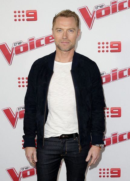 Ronan Keating Photos - 'The Voice' Australia Judges And Top 16 Artists Launch 2016 Live Shows - Zimbio
