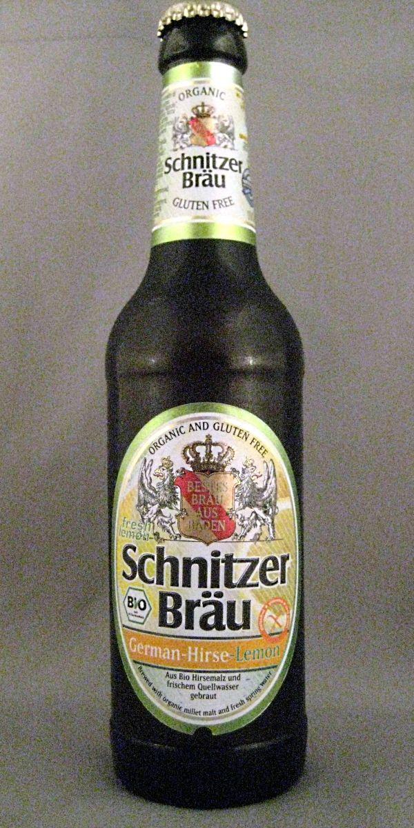 Schnitzer Bräu Hirse Lemon - Beer Diaries