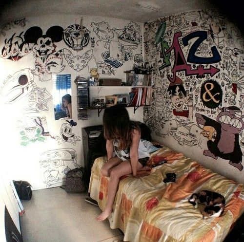 1000+ Ideas About Emo Room On Pinterest