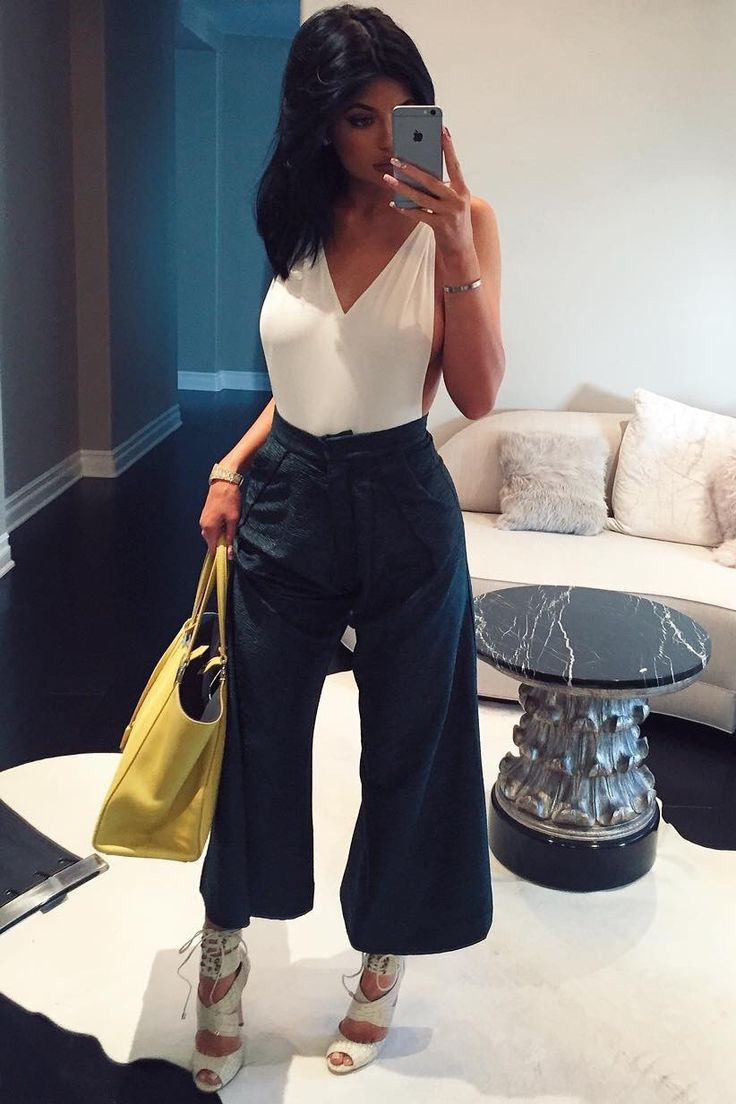 Outfit  Kylie Jenner
