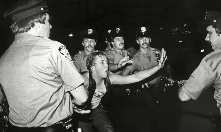 Roland Emmerich's film about the 1969 riots has been labelled an offensive whitewash by many critics and campaigners. So what do some of those who were actually there at the time make of it?