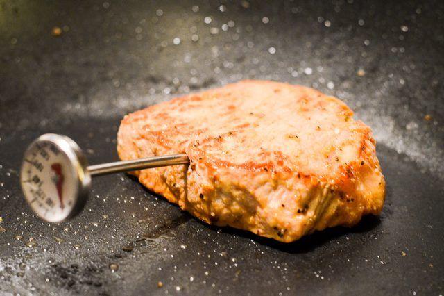 How Can I Bake Tender Center-Cut Pork Loin Chops?