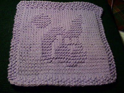 1000+ images about rose dishcloth on Pinterest Free pattern, Funny bunnies ...