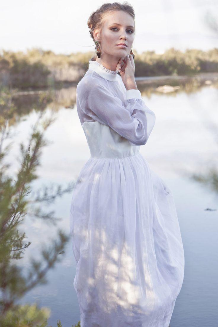 Model: Caroline Wendelin Photographer: Irene Sekulic MUAH: Jorge Fortes