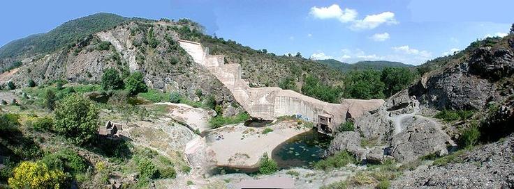 Malpasset Dam, France