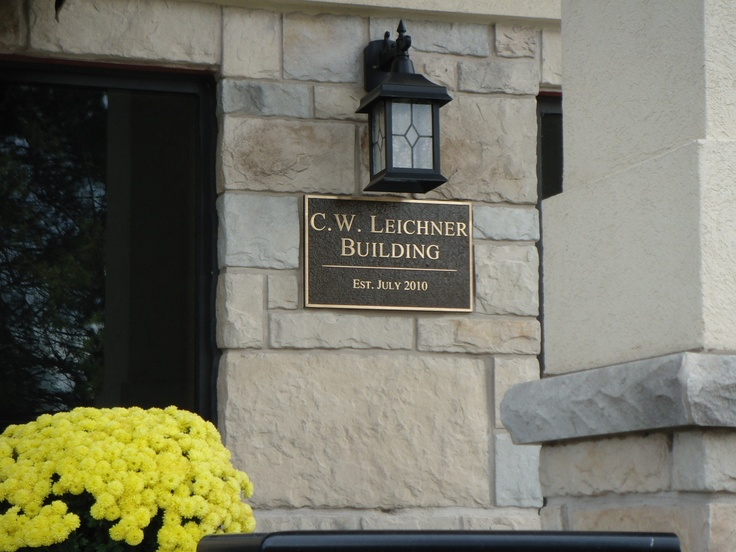 The PHPA office in Niagara Falls, Ontario is named the Curt Leichner Building