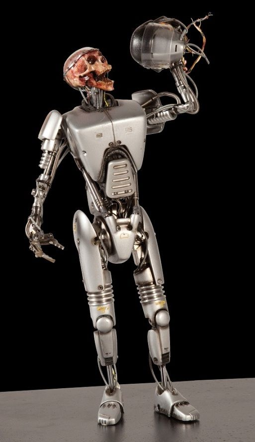 """""""Failed Prototype"""" stop-motion puppet from RoboCop 2 (1990)"""