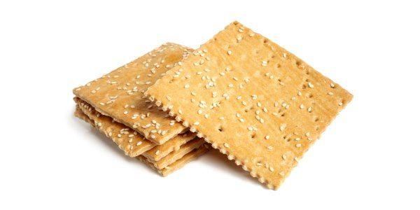 crackers semi sesamo