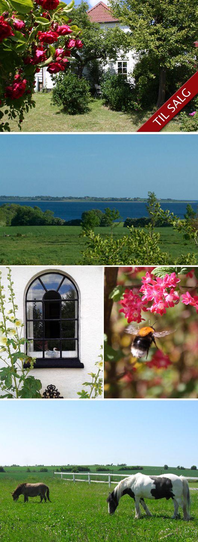 TIL SALG: Lystgård / bed & breakfast nær vandet v. Faaborg. Klik videre og se mere hos RobinHus mæglerne