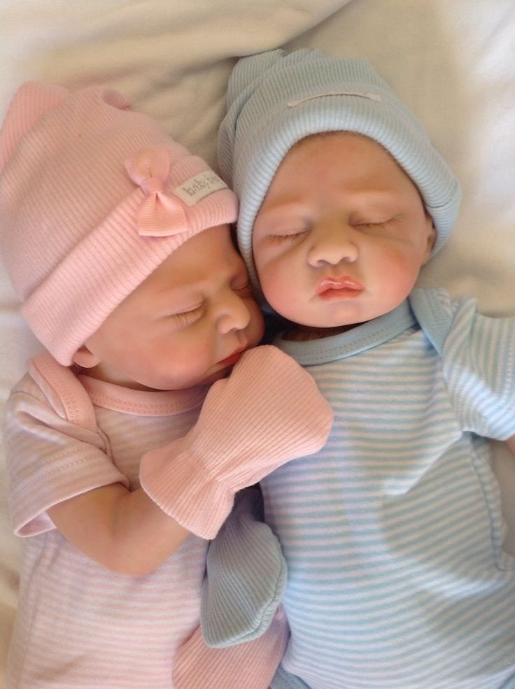 Twin Reborn Baby Dolls For Sale
