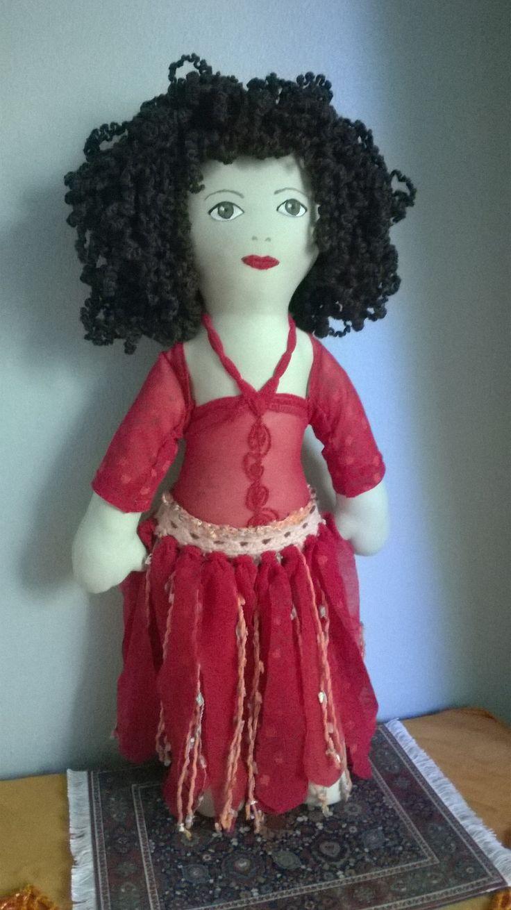 Unicef-nukke Leyla