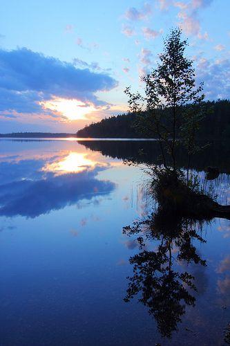 Oulun Lääni, Finland