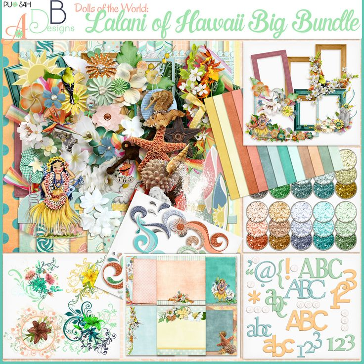 Lalani of Hawaii Big Bundle