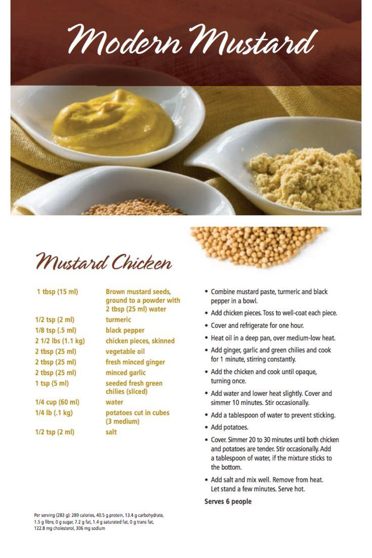Mustard Chicken | Modern Mustard