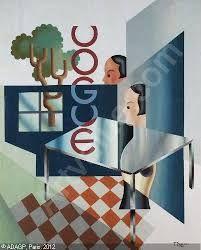 Fortunato DEPERO: Vogue