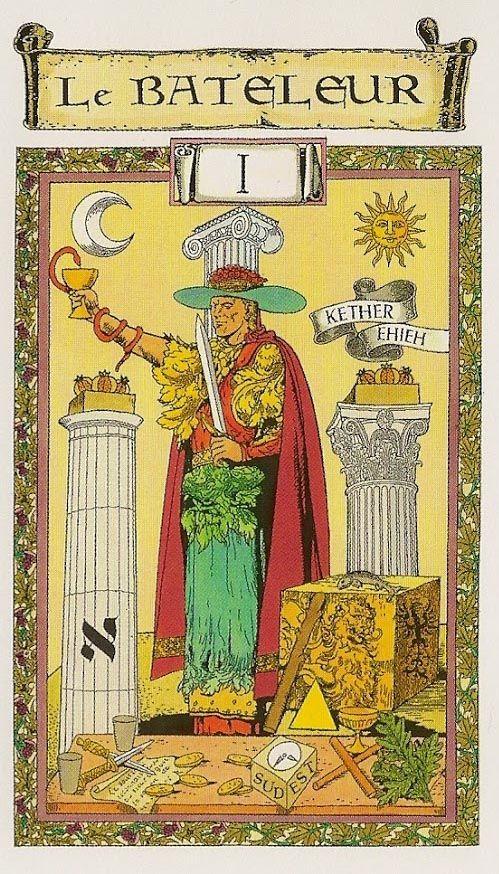 Le Tarot Egyptien De Dusserre: 86 Best The Magician Images On Pinterest