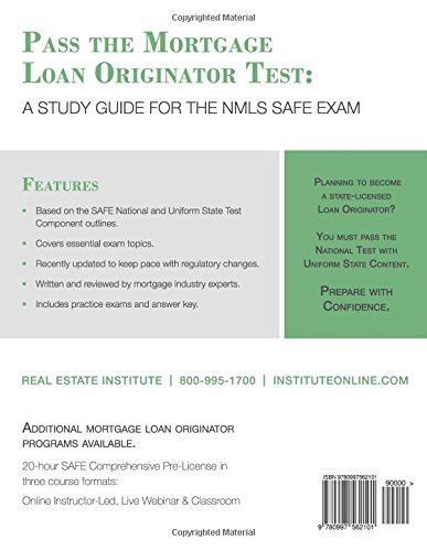 How to Pass the NMLS Exam - Course Preview - Things to ...