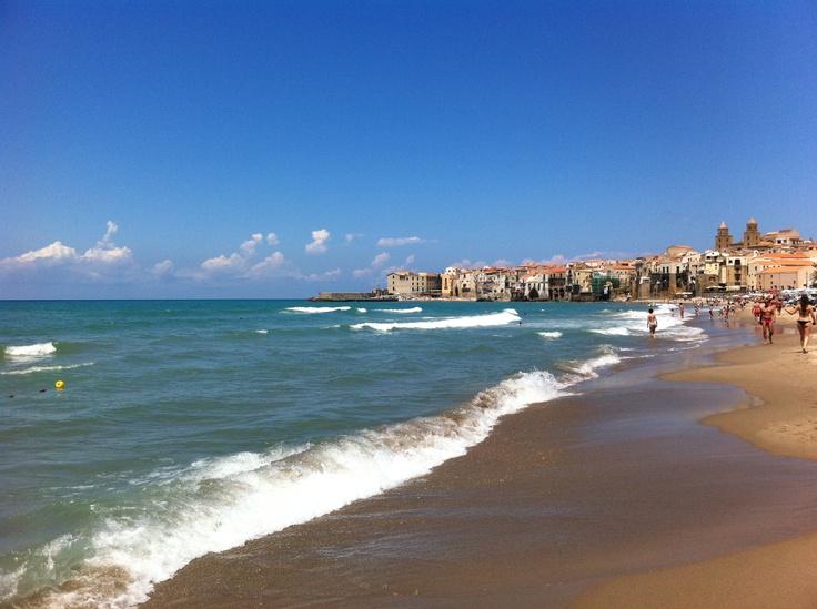 Cefalu Sicily.