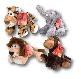 Buy your own Born Free toys and take them on your travels!