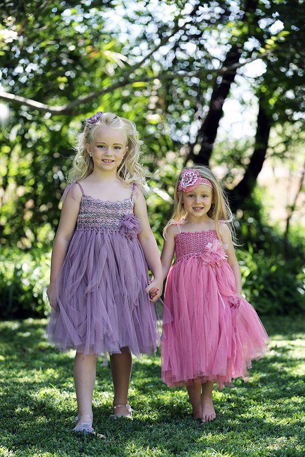 Limited Edition Flowergirl Dresses #africanfashion #kidsclothing #kidsfashion #tutudress #wedding #flowergirls #pretty #ootd #southafrica