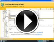 Exchange EDB Recovery software is convenient tool to recover Exchange mailbox database to PST file.