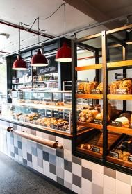 Little Bread and buttery cafe Ponsonby Auckland I designed at AND