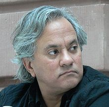 The Eye - Anish Kapoor Anish Kapoor  born 12 March 1954 is an Indian sculptor. Born in Bombay (Mumbai), Kapoor has lived and worked in London since the early 1970s where he moved to study art, first at the Hornsey College of Art and later at the Chelsea School of Art and Design.